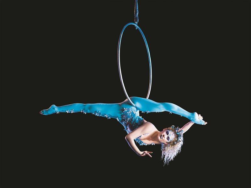 Cirque du soleil abre sus funciones en miami escena for Espectaculo circo de soleil