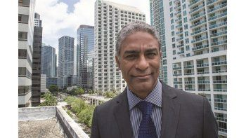 Dr. Oscar Elías Biscet,médico y disidente cubano. (JJ BLANCO H)