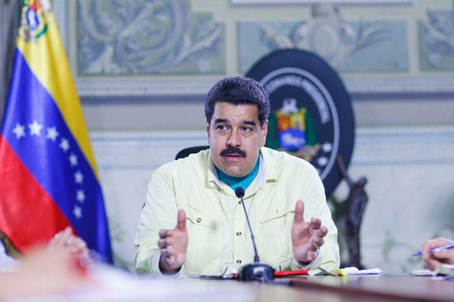 Asegura Maduro que oposición local está dispuesta a dialogar con su gobierno