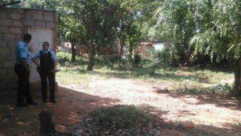 La Policía se acercó a la humilde vivienda de la familia Machado en busca de rastros de maltrato en los otros seis hermanitos del fallecido, pero solo encontraron huellas de desidia y pobreza