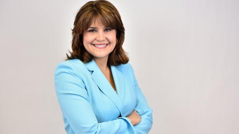 Annette Taddeo es una dirigente demócrata que busca llegar al Congreso en un distrito rediseñado