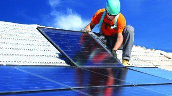 Energía solar, fuente renovable.