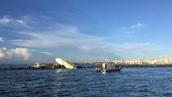 VIDEO: Así quedó el bote en el que perdió la vida José Fernández