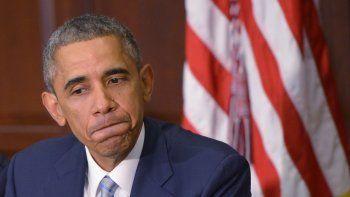 El Congreso propina un revés a Obama al anular por primera vez su veto