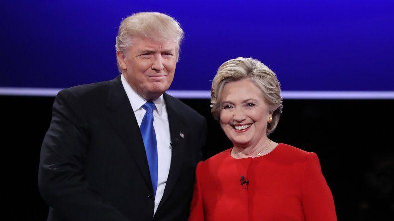 En el debate presidencial del pasado lunes, Clinton atacó a Trump por criticar a Machado por ganar peso tras ganar el concurso de Miss Universo en 1996