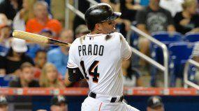 Prado se incorporó esta semana al equipo luego de recuperarse una lesión en el tendón de la corva.
