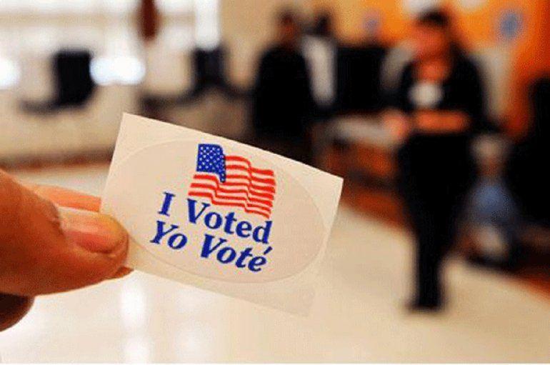 Desde el 24 de octubre hasta el 6 de noviembre es el período del voto anticipado en Florida.