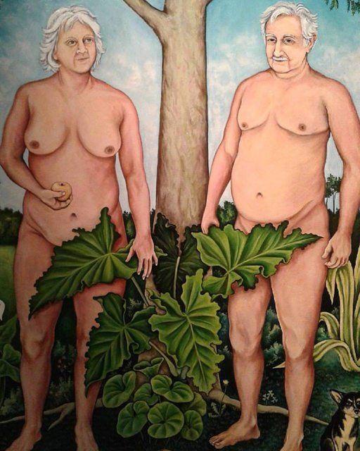 """Génesis Uruguay"", obra del artista Julio de Sosa"