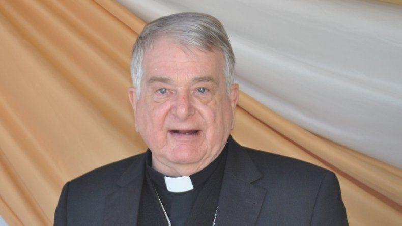 Monseñor el Emir Paul Tscherrig,enviado del papa Francisco a Venezuela.