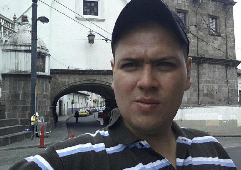 Arrestado en mayo de 2014