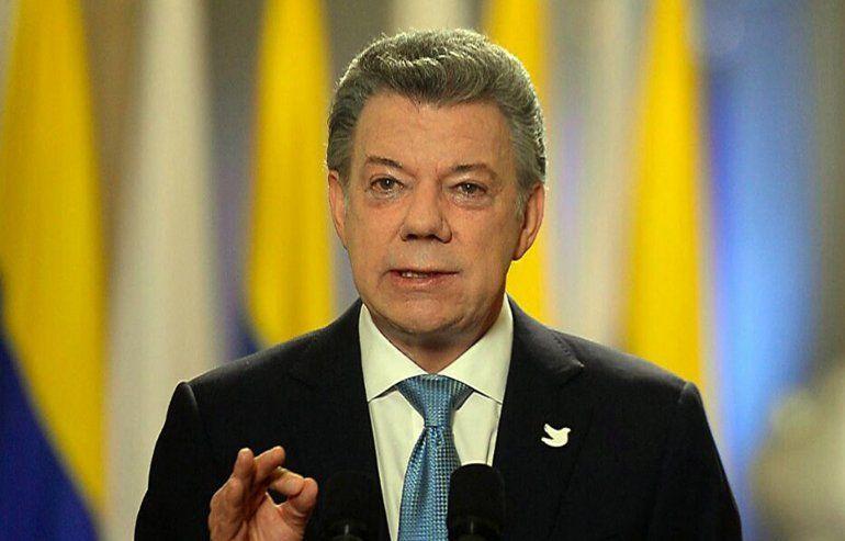 Santos destacó la participación y los aportes de todos los sectores para lograr el nuevo acuerdo del que dijo