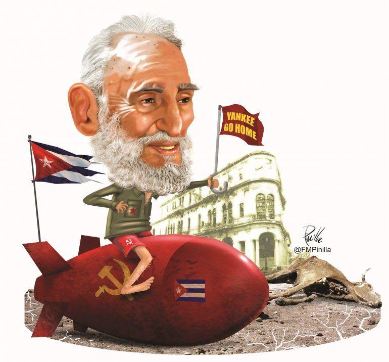 Hay cubanos que siguen atrapados de alguna u otra manera en los laberintos de la deformación y la manipulación histórica de Castro