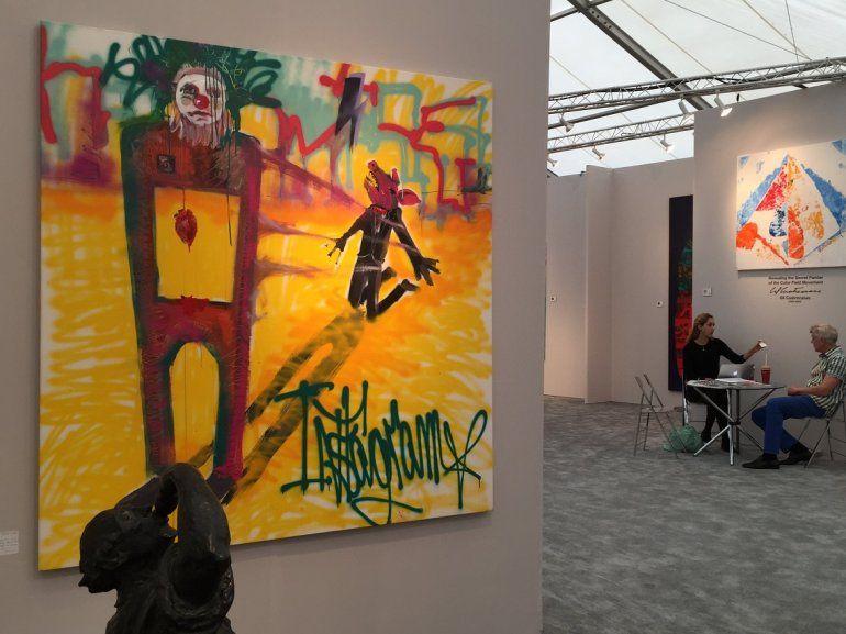 Galerista de el sexto en miami art week pide su libertad - Galerista de arte ...