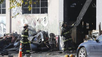 Estiman que las víctimas de incendio de California sobrepasen la veintena