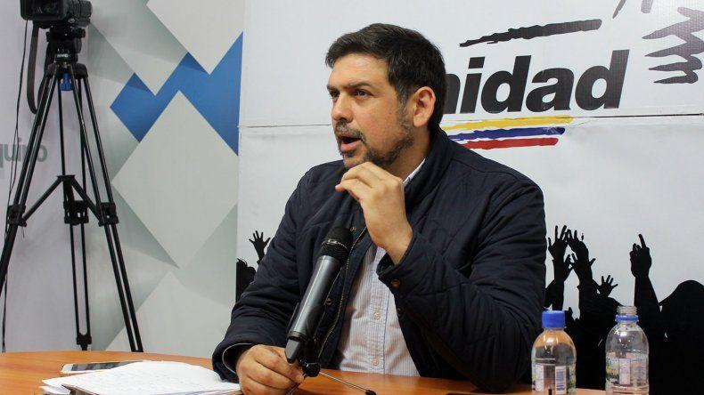 CarlosOcariz ha dicho esta vez que el diálogo tiene que ser con resultados