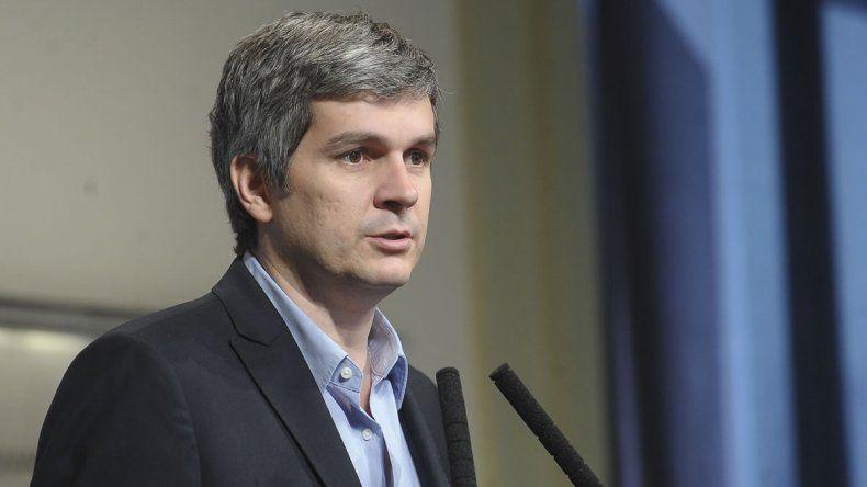 El jefe de Gabinete argentino
