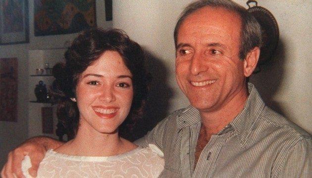 Ileana de La Guardia y Antonio de La Guardia.