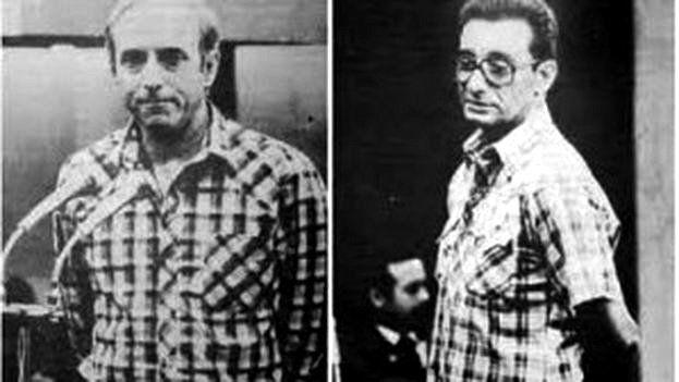 Antonio de La Guardia y Arnaldo Ochoa.