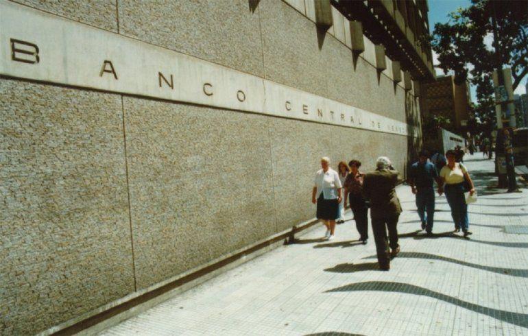 El endeudamiento se hizo a través de una emisión privada de bonos por parte del BCV.