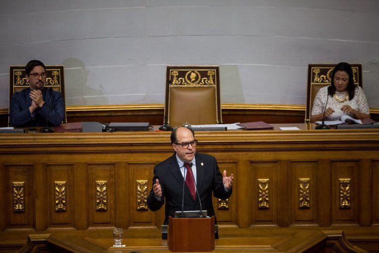La Sala Constitucional declaró nula la designación de Julio Borges