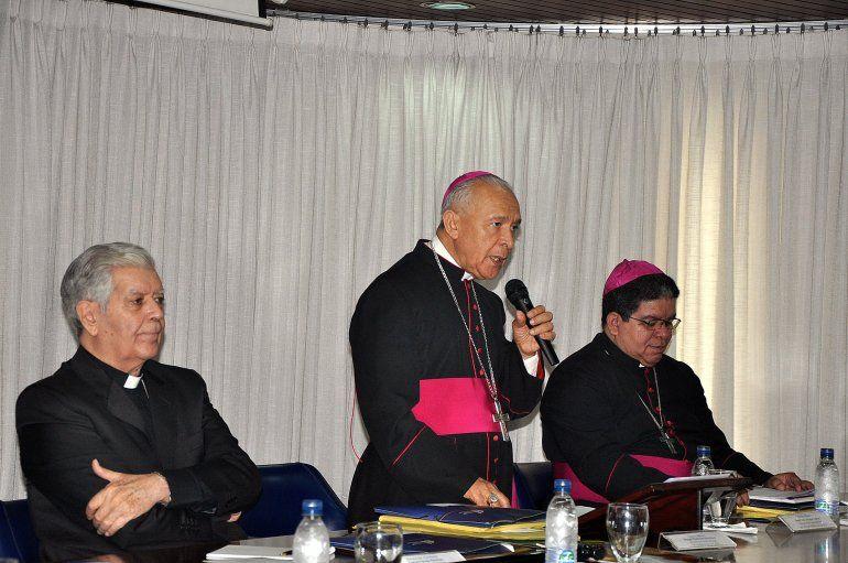 ¿Dónde están los resultados de la mesa de diálogo? se preguntó El presidente de la Conferencia Episcopal Venezolana (CEV)