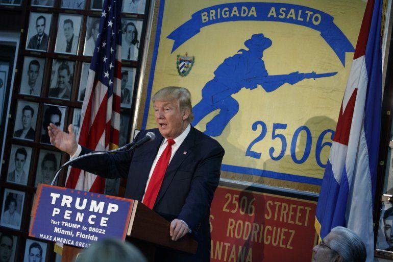 En los últimos días de su campaña presidencial