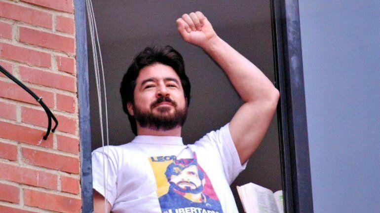 Imagen de archivo del exalcalde preso Daniel Ceballos