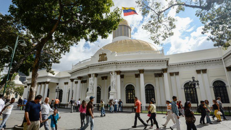 Losseñalamientos de Rusia fueron rechazados por la mayoría opositora de la Cámara venezolana