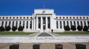 Reserva Federal en Washington.