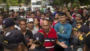 Entre finales de 2015 e inicios del 2017, Costa Rica ha atendido a más de 28 mil migrantes irregulares que pasan por Centroamérica rumbo a Estados Unidos.