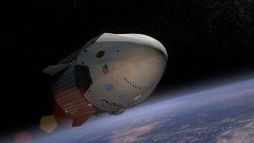 La nave Dragon despegará en 2018 desde la histórica plataforma 39A de Cabo Cañaveral, la misma del lanzamiento de las misiones lunares del programa Apolo.