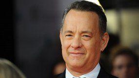El actor norteamericanoTom Hanks.