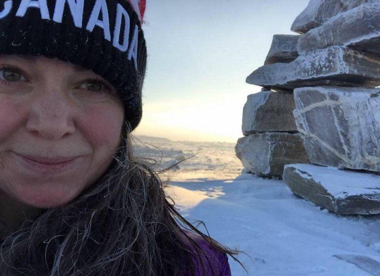 Resultado de imagen para profesora canadiense Maggie MacDonnell