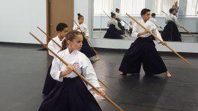 Los antecedentes del Coliseo tienen unos cinco años y son las academias de Karate Kanmuri Dojo y la de ballet Athena Dance Academy.