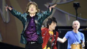 El grupo Rolling Stones.