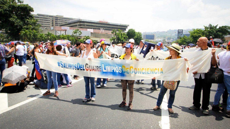 Venezuela so volcarán a las calles en protesta contra el Gobierno de Nicolás Maduro.