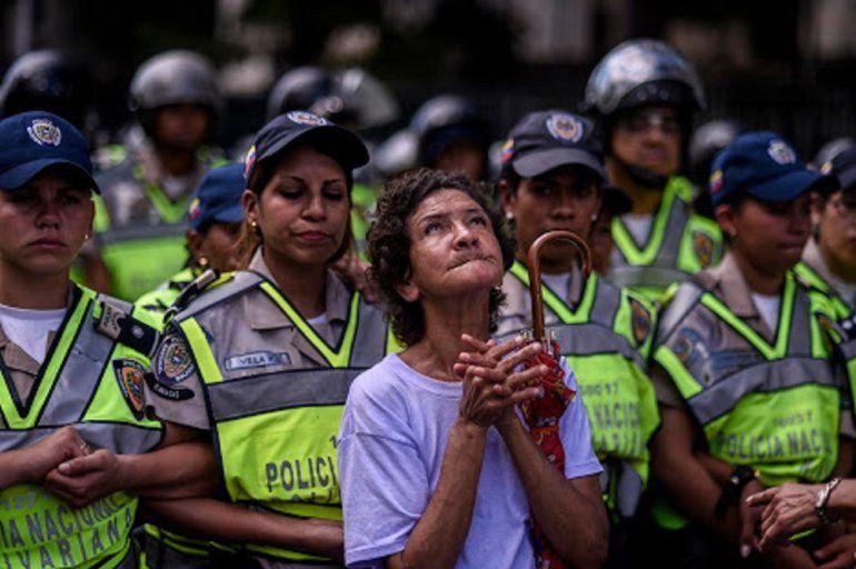 Resultado de imagen para misa por la paz en venezuela