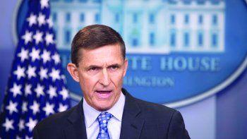 El exgeneral y exasesor de Seguridad Nacional, Michael Flynn