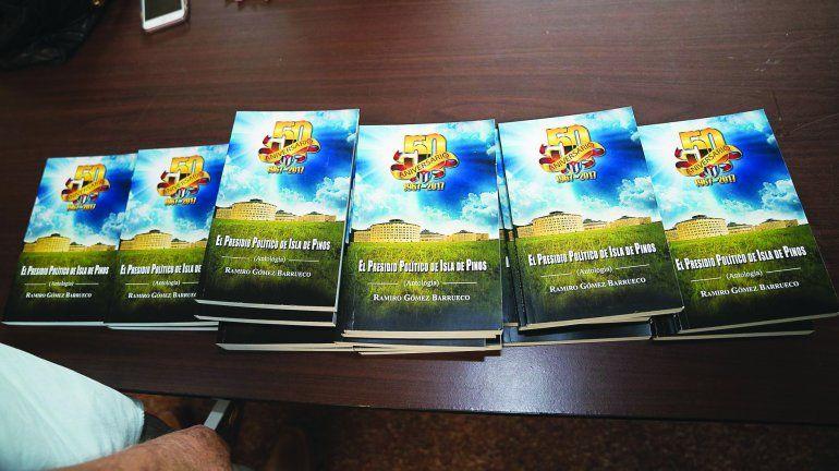 Portada del libro El presidio político de Isla de Pinos