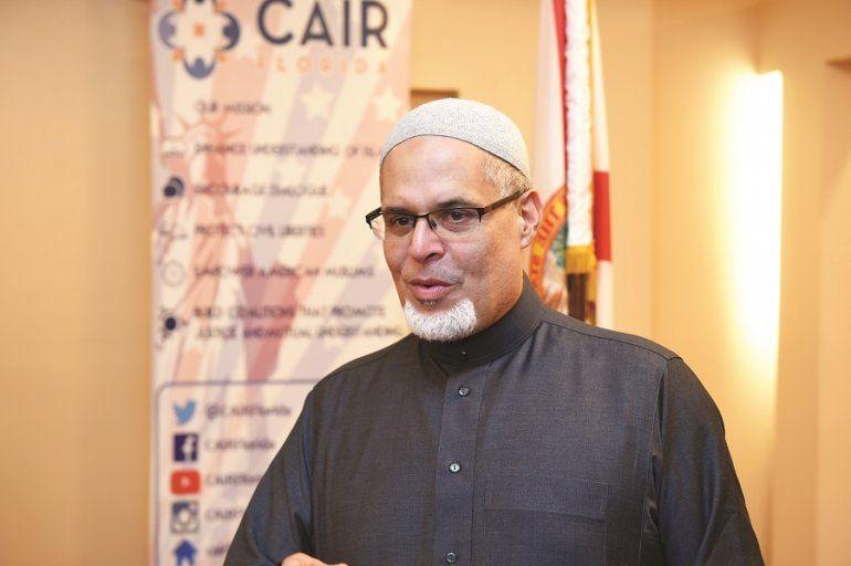 Wilfredo Amr Ruíz, director de comunicaciones del CAIR.