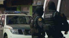 La Guardia Civil detiene al sujeto este viernes.