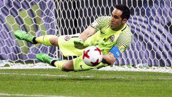 La Roja ahora espera por Alemania o México para enfrentarse en la final del domingo en San Petersburgo.