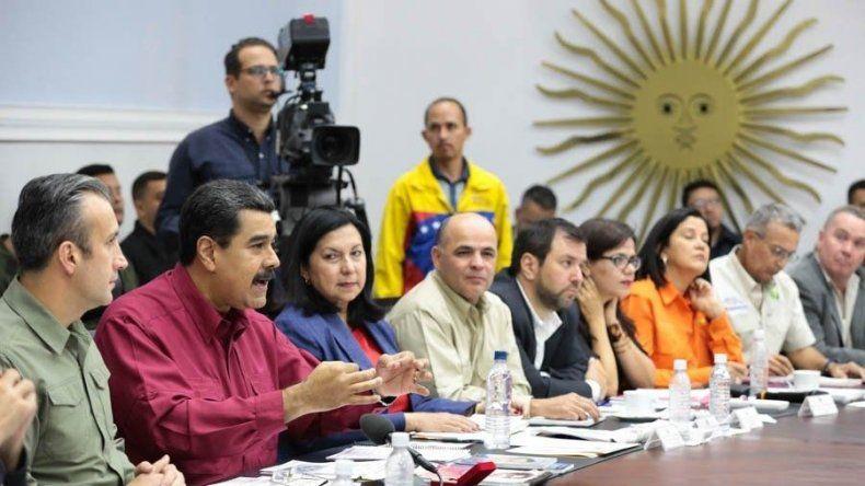 Funcionarios venezolanos podrían entrar en una nueva lista de sancionados por el Gobierno de Donald Trump.