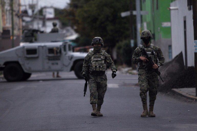 La zona de Tláhuac, una de las más pobres de la Ciudad de México, despertó este viernes en calma con la presencia de 1.000 agentes de seguridad.