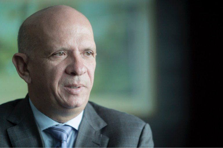 El exjefe de contrainteligencia militar Hugo Carvajal.