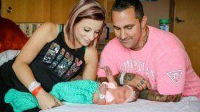 Un beso le quitó la vida a esta bebé
