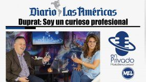 Fernando Duprat: Soy un curioso profesional
