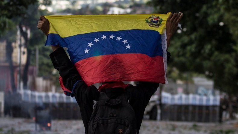 Venezuela vive desde abril una oleada de protestas, algunas de las cuales se han tornado violentas y se han saldado con 100 muertos y más de mil detenidos