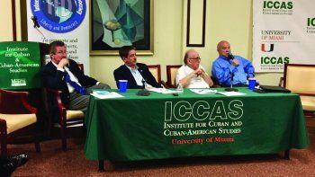 Desde su fundación, ICCAS ha sido la sede de importantes foros e investigaciones sobre el acontecer cubano.