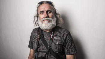 Agustín López, activista cubano que estuvo de visita en Miami.